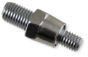 Adapter chrome 8mm x 10mm