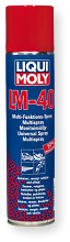 LM-40 Multifunktionsspray Liqui Moly 400ml