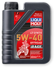 Motorbike 4T Synth 5W-40 Offroad Race Liqui Moly