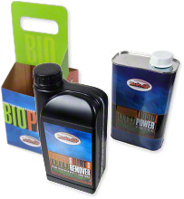Twin Air Bio Pack - 1ltr Oil og Cleaner