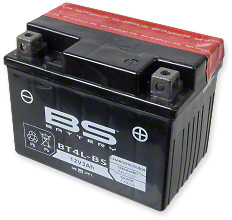 Batteri BS BT4L-BS 3 Amp.