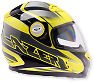 Lazer Bayamo RC Sportster Yellow Fluo-Black-Grey