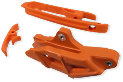 UFO Kædestyr & Kædeglider Kit Orange KTM